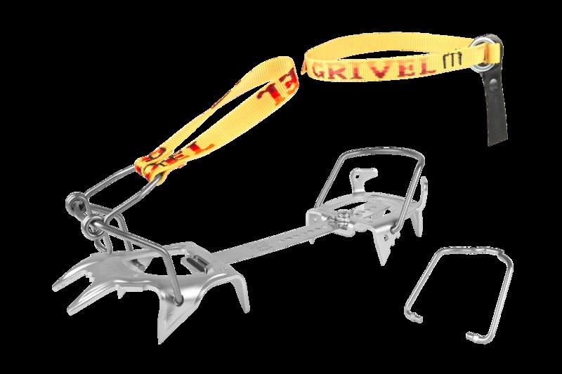 Ski Race - SkiMatic 2.0 with Crampon Safe S