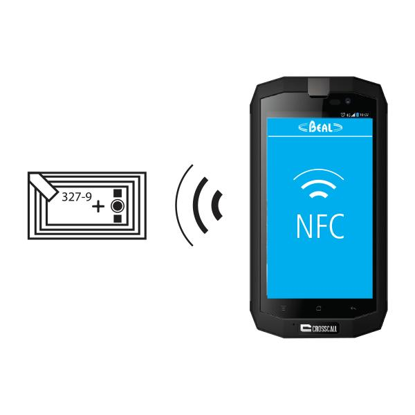 NFC Chip - Near field connection